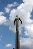 Monument aan Yuri Gagarin Royalty-vrije Stock Afbeeldingen