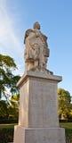 Monument (1946) ad Alphonse Lamartine. Parco Longchamp, Marsiglia Fotografie Stock Libere da Diritti