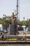 Monument in Addis Ababa Stockbilder