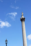 Monument against blue sky Royalty Free Stock Photo