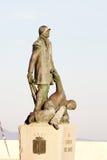 Monument Ai Caduti Del mare Lizenzfreie Stockfotografie