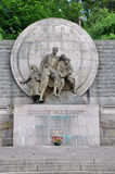 Monument of André Maginot, Verdun battlefield Royalty Free Stock Photos