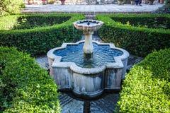 Monument arabe d'Andalou Espagne Images libres de droits