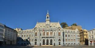 Monument of the Armada de Chile, Valparaiso Stock Image