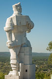 Monument of Artem Stock Photography
