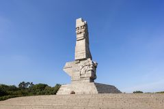 Free Monument At Westerplatte In Gdansk Royalty Free Stock Photos - 101418998