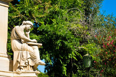 Monument in Athens, Greece Royalty Free Stock Photo