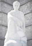 Monument au grand dos de révolution à La Havane Photos stock