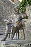 Monument au peintre Korovin Photo libre de droits
