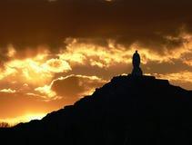 Monument au soldat russe Images libres de droits