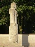 Monument aux citoyens de Calais qui sont morts pour des Frances photographie stock