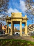 Monument Aux Combattants de la Haute Garonne in Toulouse Royalty Free Stock Images