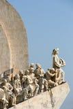 Monument aux découvertes Photos libres de droits