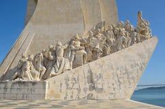 Monument aux découvertes Photo stock