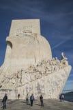 Monument aux découvertes (DOS Descobrimentos de Padrão) Image libre de droits