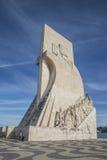 Monument aux découvertes (DOS Descobrimentos de Padrão) Photo stock