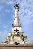 Monument aux girondins Royalty Free Stock Images