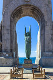 The Monument aux Mort  in Marseille Royalty Free Stock Image