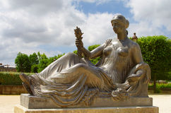 Monument aux morts de Port Vendres, Paris Royalty Free Stock Photos
