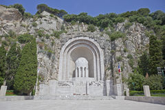 Monument Aux Morts War Memorial Royalty Free Stock Image