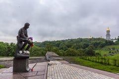 Monument aux pilotes militaires Images libres de droits