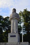 Monument av Adam Mickiewicz Royaltyfri Foto