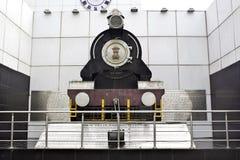 Monument av de indiska järnvägarna Arkivbild
