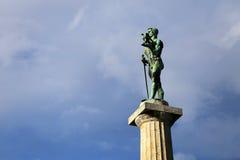 Monument av den Belgrade vinnaren Royaltyfria Bilder