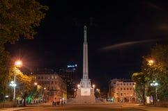 Monument av frihet Royaltyfria Foton