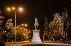 Monument av G Nolla Zassekin i Volgograd Royaltyfria Foton