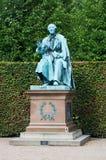 Monument av Hans Christian Andersen Arkivfoton