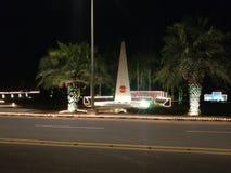 Monument av martyr Royaltyfri Fotografi