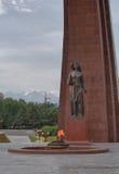 Monument av segern Arkivfoton