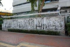 Monument in Bangkok Stock Foto