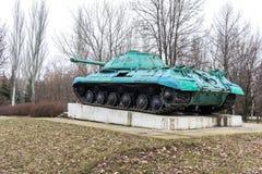 Monument-behållare IS-3M Royaltyfria Bilder