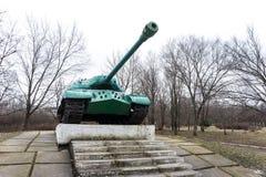 Monument-behållare IS-3M Arkivbilder
