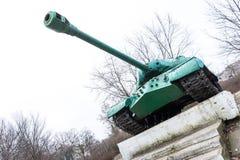 Monument-behållare IS-3M Royaltyfria Foton