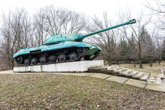 Monument-behållare IS-3M Royaltyfri Fotografi
