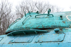 Monument-behållare IS-3M Royaltyfri Foto
