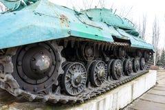 Monument-behållare IS-3M Arkivfoto