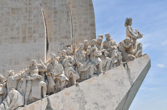 Monument in Belem Royalty Free Stock Images