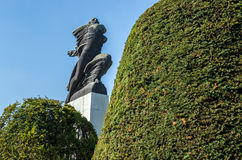 Monument in Belgrade Royalty Free Stock Image