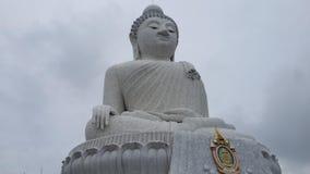 Monument. The monument of Big Buddha in Phuket Stock Photography