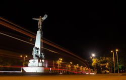 Monument in Bucharest Stock Photo