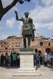 Monument Caesar Troyan Photos libres de droits