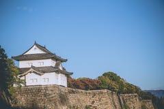 Monument castle Stock Photo