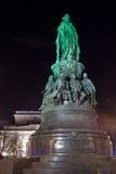 Monument of Catherine II, Russia Stock Photo