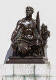 Monument in centrum van Birmingham royalty-vrije stock fotografie
