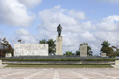 Monument for Che Guevara in Cuba Stock Photo