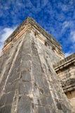 Monument of Chichen Itza Stock Photo